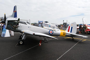 G-BCOU - Private de Havilland Canada DHC-1 Chipmunk