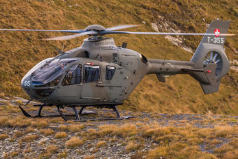 T-355 - Switzerland - Air Force Eurocopter EC635
