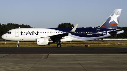 CC-BFG - LAN Colombia Airbus A320