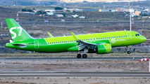 VQ-BRB - S7 Airlines Airbus A320 NEO aircraft