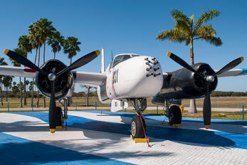 FAL931 - Cuba - Air force Douglas A-26 Invader