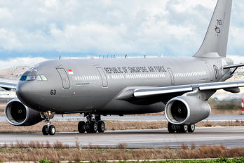763 - Singapore - Air Force Airbus A330 MRTT