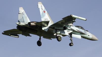 RF-95008 - Russia - Air Force Sukhoi Su-35S