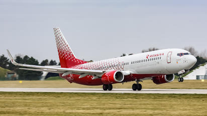 VP-BOA - Rossiya Boeing 737-800