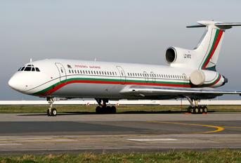 LZ-BTZ - Bulgaria - Government Tupolev Tu-154M