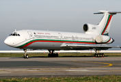 LZ-BTZ - Bulgaria - Government Tupolev Tu-154M aircraft