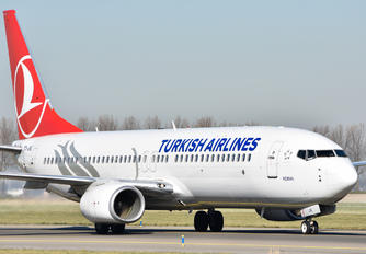 TC-JHL - Turkish Airlines Boeing 737-800