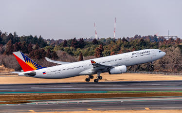 RP-C8789 - Philippines Airlines Airbus A330-300