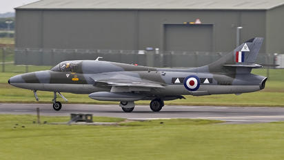 G-BXFI - Private Hawker Hunter T.7