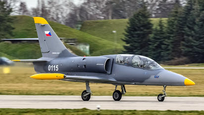 0115 - Czech - Air Force Aero L-39C Albatros