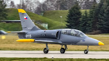 0115 - Czech - Air Force Aero L-39C Albatros aircraft