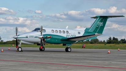 OY-CKP - Cowi Beechcraft 200 King Air