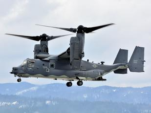 0050 - USA - Air Force Bell-Boeing CV-22B Osprey