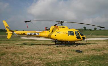 EC-KRQ - TAF Helicopters Aerospatiale AS350 Ecureuil / Squirrel