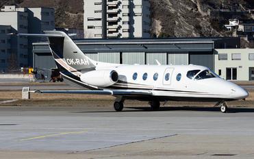 OK-RAH - Time Air  Beechcraft 400A Beechjet