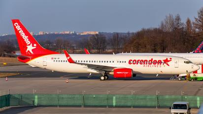 OE-IIF - Corendon Airlines Boeing 737-800