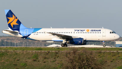 4X-ABF - Israir Airlines Airbus A320