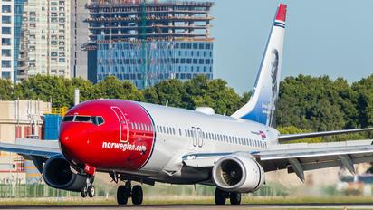 LV-ITK - Norwegian Argentina Boeing 737-800