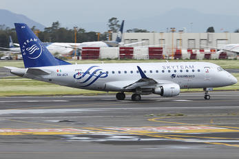 XA-ACV - Aeromexico Connect Embraer ERJ-170 (170-100)