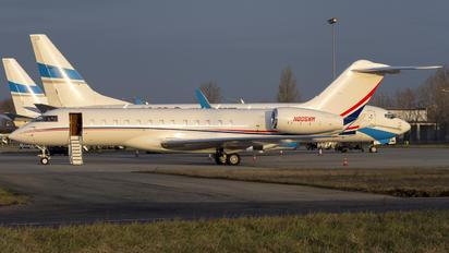 N805WM - Private Bombardier BD-700 Global 6000
