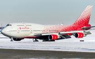 EI-XLJ - Rossiya Boeing 747-400 aircraft