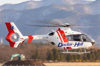 JA114D - Nakanihon Air Service Eurocopter EC135 (all models)