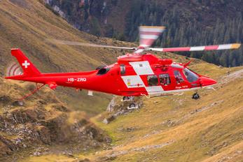 HB-ZRQ - REGA Swiss Air Ambulance  Agusta Westland AW109 SP Da Vinci