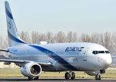 4X-EHF - El Al Israel Airlines Boeing 737-900ER aircraft