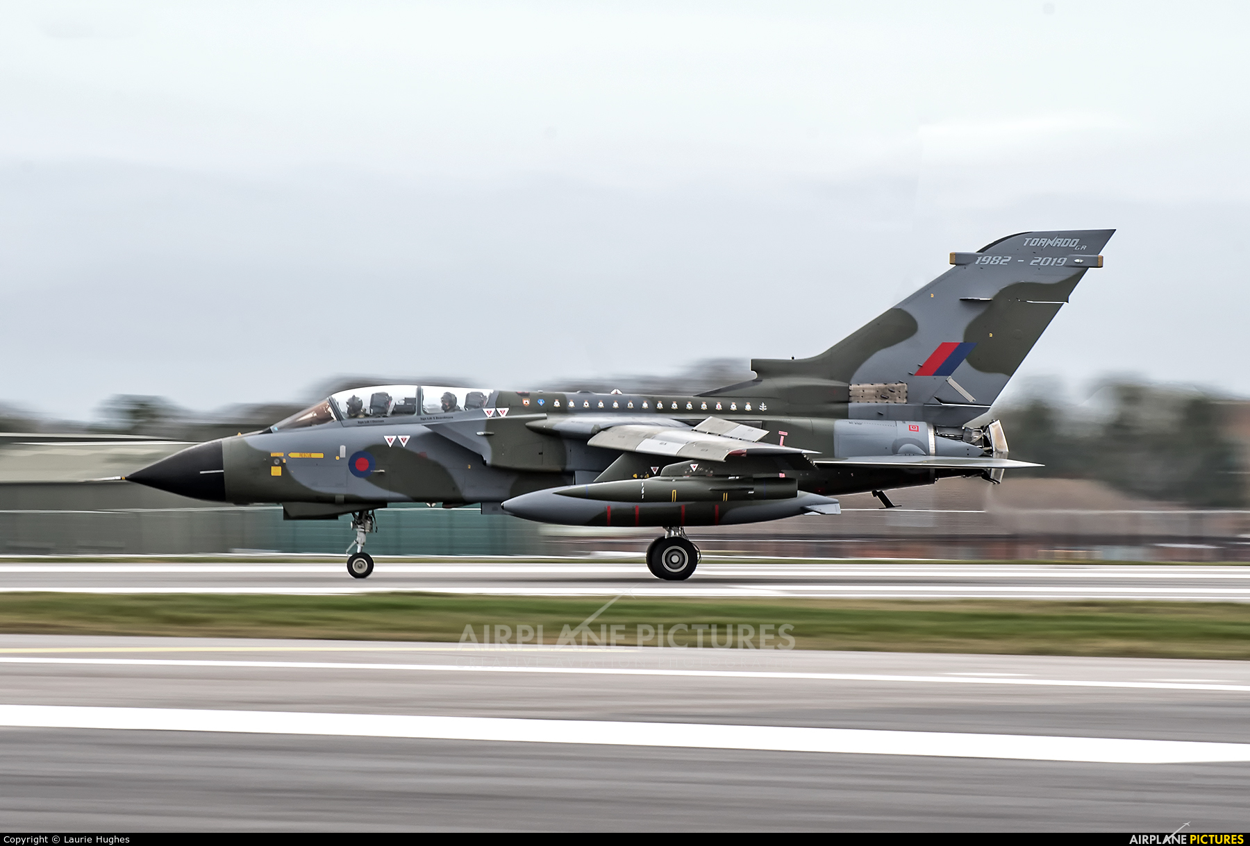 Royal Air Force ZG752 aircraft at Marham
