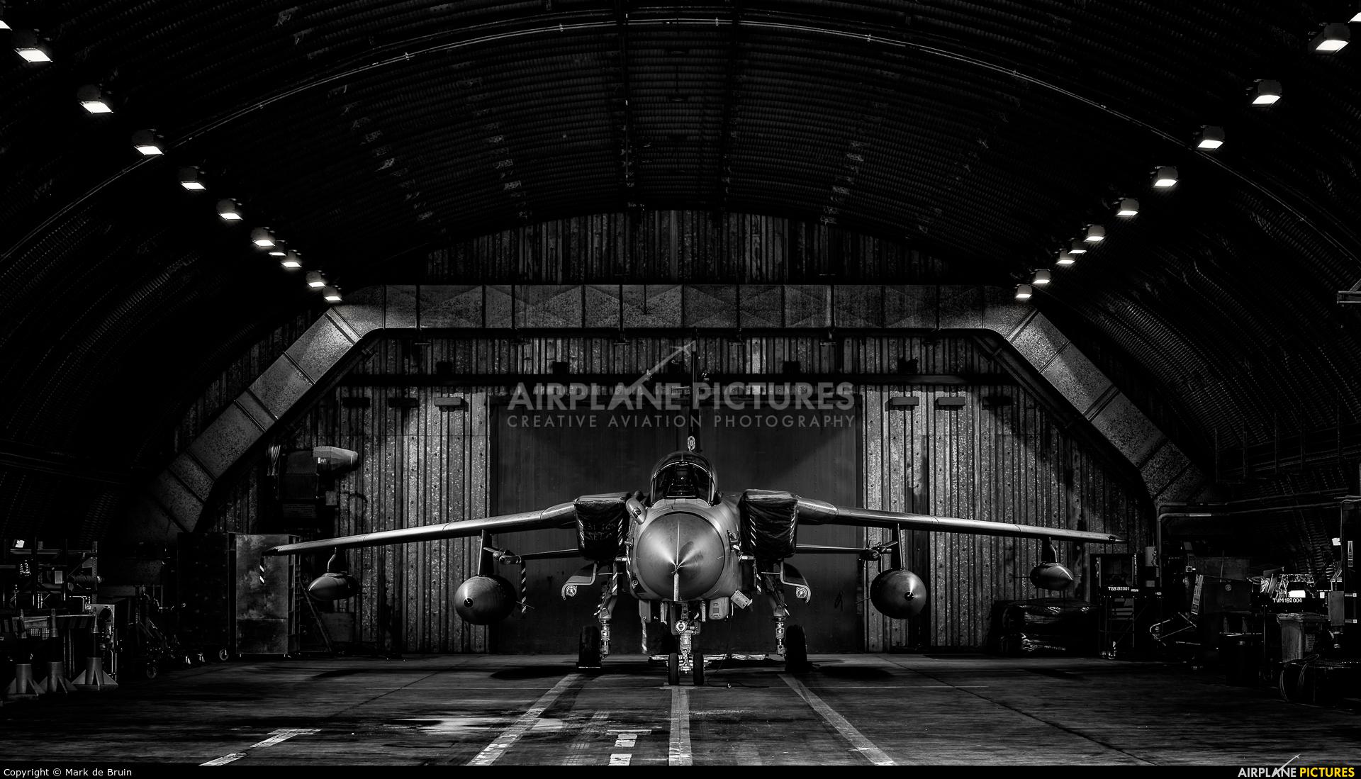 Royal Air Force ZG771 aircraft at Marham