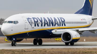 SP-RSL - Ryanair Sun Boeing 737-8AS