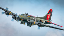 NL7227C - Commemorative Air Force Boeing B-17G Flying Fortress aircraft