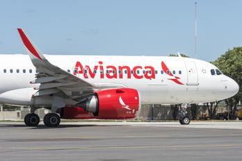 PR-OBP - Avianca Brasil Airbus A320 NEO