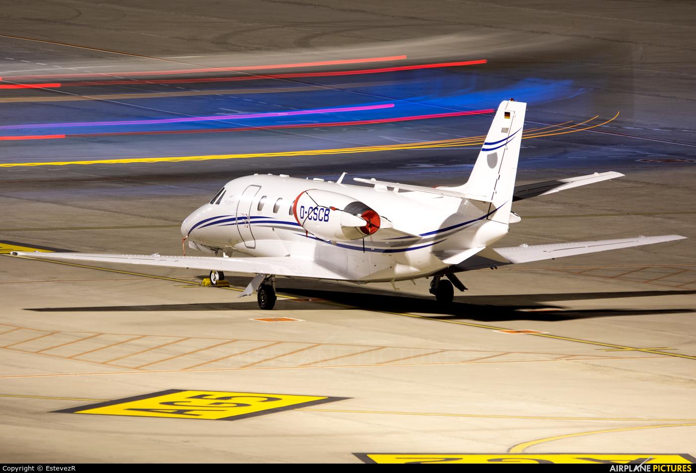 Silver Cloud Air D-CSCB aircraft at Tenerife Sur - Reina Sofia