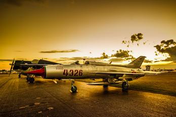 N21MG - Vietnam (North) - Air Force Chengdu J-7