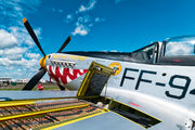 N151JT - Private North American P-51D Mustang aircraft