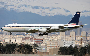 5-8304 - Iran - Islamic Republic Air Force Boeing 707-300