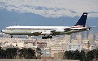 5-8304 - Iran - Islamic Republic Air Force Boeing 707-300 aircraft