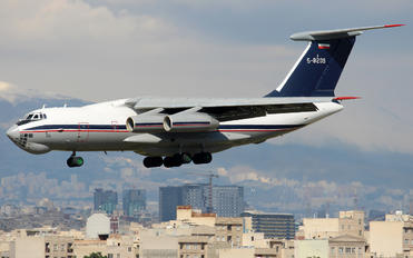 5-8209 - Iran - Islamic Republic Air Force Ilyushin Il-76 (all models)