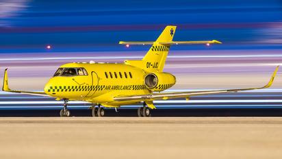 OY-JJC - Sun Air Hawker Beechcraft 800XP