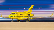 OY-JJC - Sun Air Hawker Beechcraft 800XP aircraft