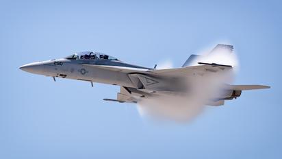 169654 - USA - Navy McDonnell Douglas F/A-18F Super Hornet