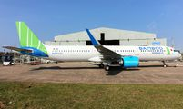 New Airbus A321neo for Bamboo title=