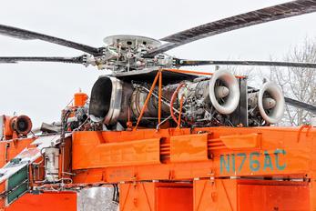 N176AC - Erickson Air-Crane Sikorsky S-64E/F Skycrane