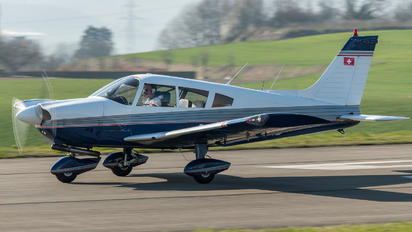 HB-OKD - Private Piper PA-28 Archer