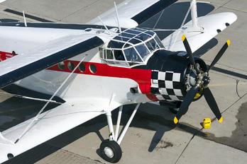 SP-KBA - Fundacja Biało-Czerwone Skrzydła Antonov An-2