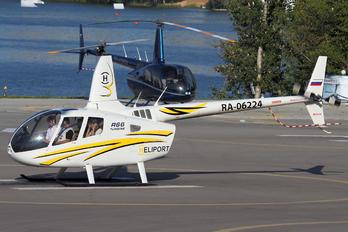 RA-06224 - Heliport Robinson R66