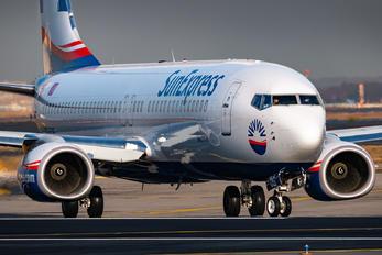 TC-SOG - SunExpress Boeing 737-800