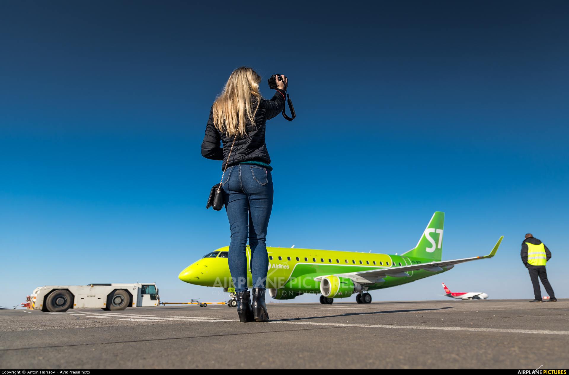 - Aviation Glamour - aircraft at Chelyabinsk