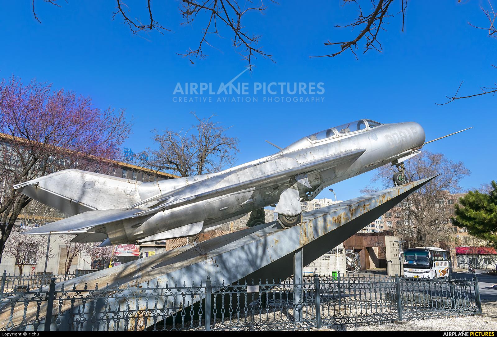 China - Air Force - aircraft at Off Airport - China